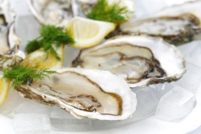 Fish and Shellfish With High Levels of Omega-3 Fatty Acids