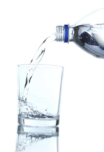 Why Bodybuilders Drink Distilled Water