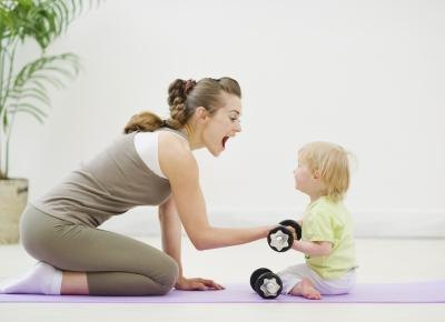 The Best Workout Programs for Nursing Mothers