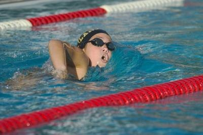 The History of Competitive Swimming