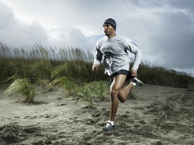 Benefits of Front Foot Running