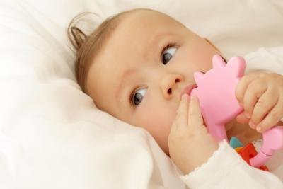 Teething Babies and Bleeding Gums