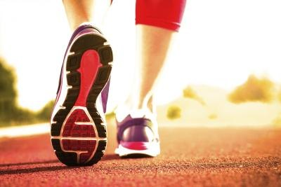 Distance Walking for Weight Loss