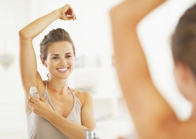 How to Use Antiperspirants