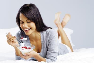 Yogurt for Breakfast to Lose Weight