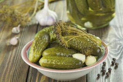 Are Dill Pickles Healthy During Pregnancy?