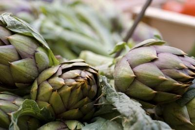 Nutritional Values for Artichokes