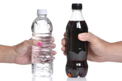 Water vs soda essay format