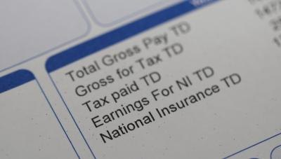 What Taxes Are Withheld From My Paycheck?