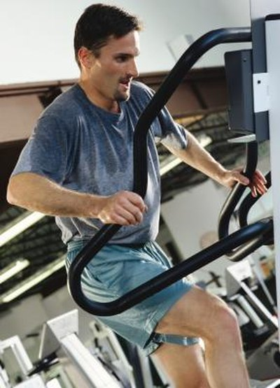 Stair Stepper & Back Pain