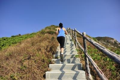 Strengthening Leg Muscles for Climbing Stairs