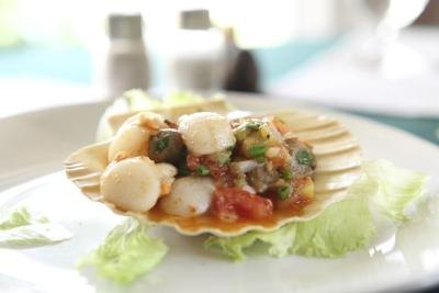 Sea Scallop Nutrition
