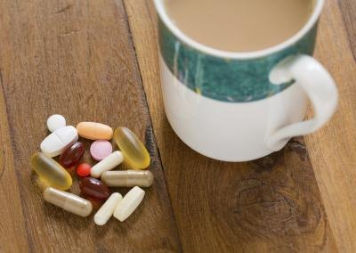 Why Can't You Take Iron Pills With Coffee?