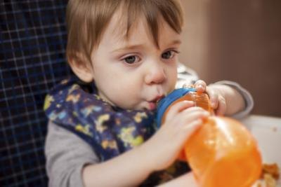 What Are the Symptoms of a Milk Allergy in a Toddler?