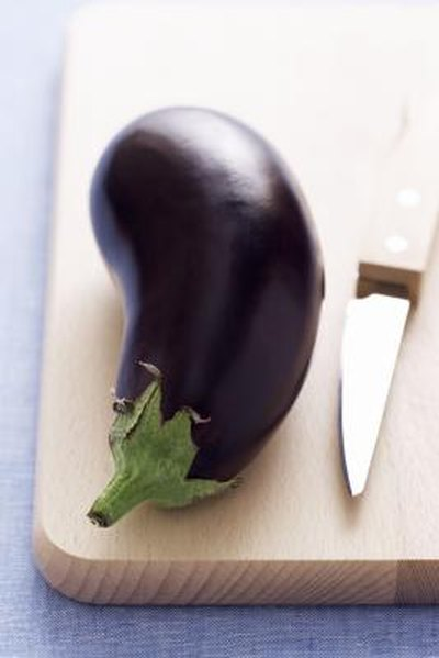 Good Eggplant Vs. Bad Eggplant