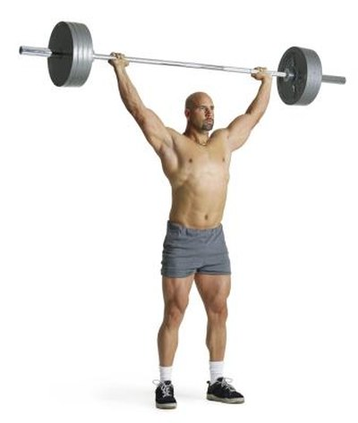 Olympic Weightlifting Bars & Weights