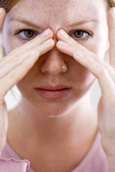 Chronic Sinus Disease Symptoms