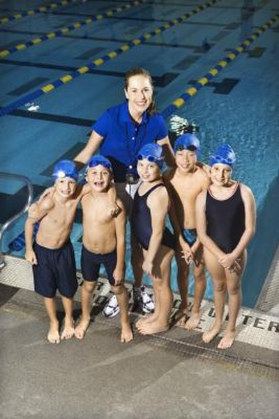 Competitive Swimming for Kids