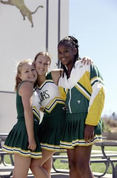 cheer captain essays When i was a cheerleader in high school, i desperately wanted to be the captain at that time, we had to write essays and have an interview with the principal and i remember that i took an unconventional approach.