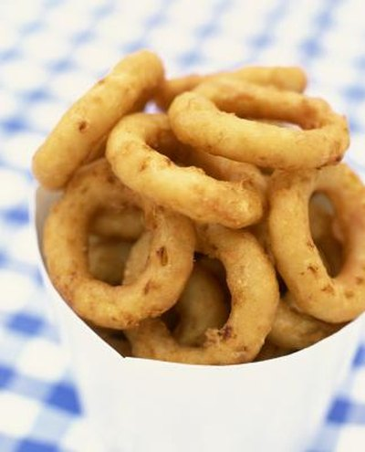 How to Make Batter for Onion Rings