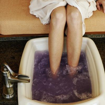 Operating Instructions for a Cell Spa Ionic Foot Bath