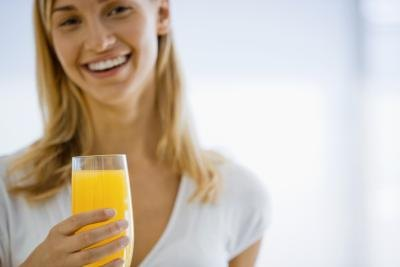 Orange Juice and Weight Loss