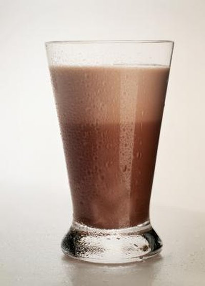 Types of Chocolate Milk to Drink As a Recovery Drink