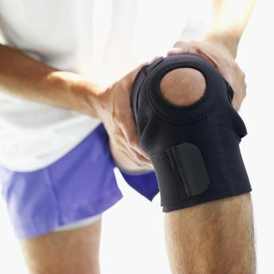 Knee Support for Jogging