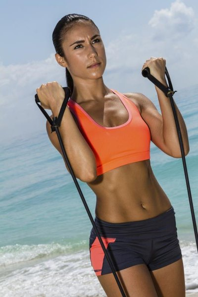 Resistance Band Glute Exercises