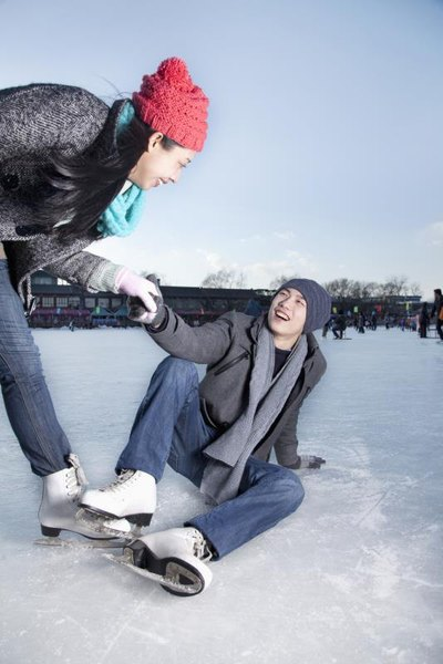 How to Break in Figure Skates