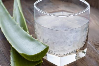Aloe Vera Gel Vs. Juice