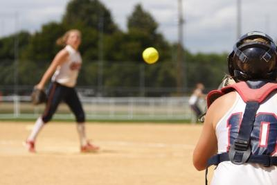 How to Stop Popping Up at Slow-Pitch Softball