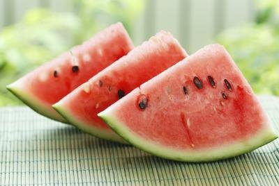 Watermelon After a Workout