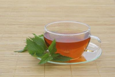 Weight Loss & Nettle Tea