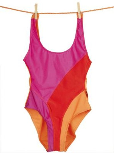 The Best Bathing Suit for a Stomach Pooch