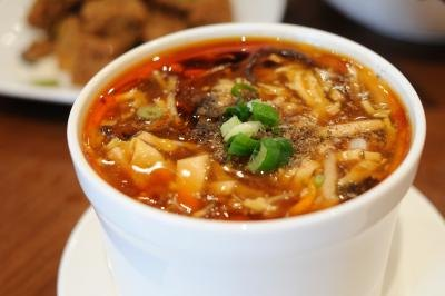 Nutritional Facts for Hot & Sour Soup