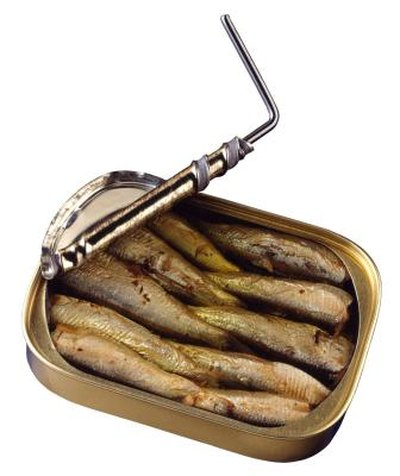 Fish Oil Tablets Vs. Eating Sardines
