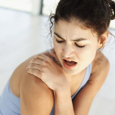 Shoulder Pain From Yoga