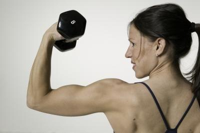 The Best Exercise to Tone Flabby Upper Arms