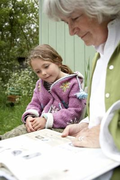 Activities for Grandmothers & Granddaughters