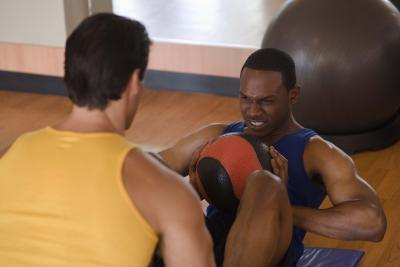 What Weight Medicine Ball Should I Use?