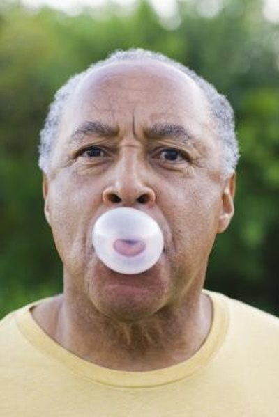 Chewing Gum & Acid Reflux