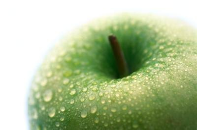 Apples can be pureed into applesauce and retain much of their fiber.