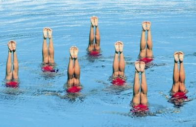 Synchronized Swimming Workouts