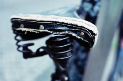 How to Fix a Ripped Bicycle Seat