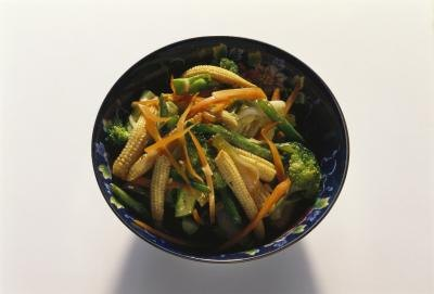 Vegetable Pad Thai Calories