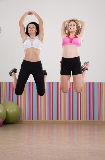 Explosive Plyometric Circuit Training