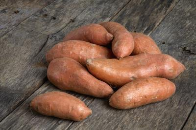 What Nutrients Are in the Skins of Sweet Potatoes?