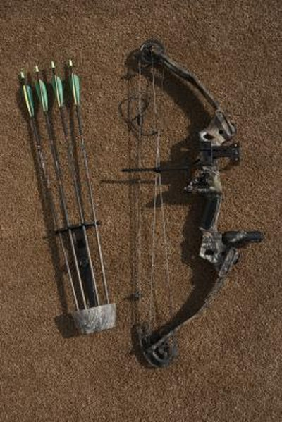 Four Types of Archery Bows