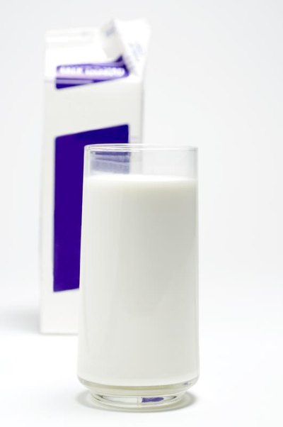Cold Milk for Weight Loss